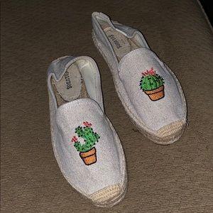 Soludos Espadrilles flats shoes